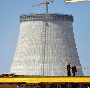 Baltkrievijas AES būvdarbi