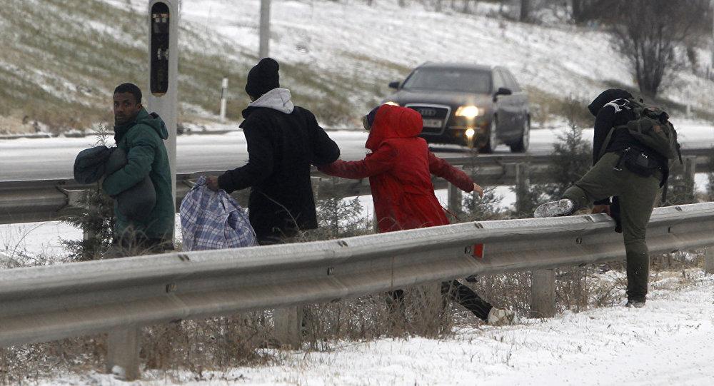 Kozlovskis: mēs neuzņemsim bēgļus no Zviedrijas