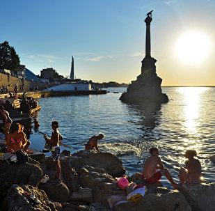 Севастополь, Крым. Архивное фото
