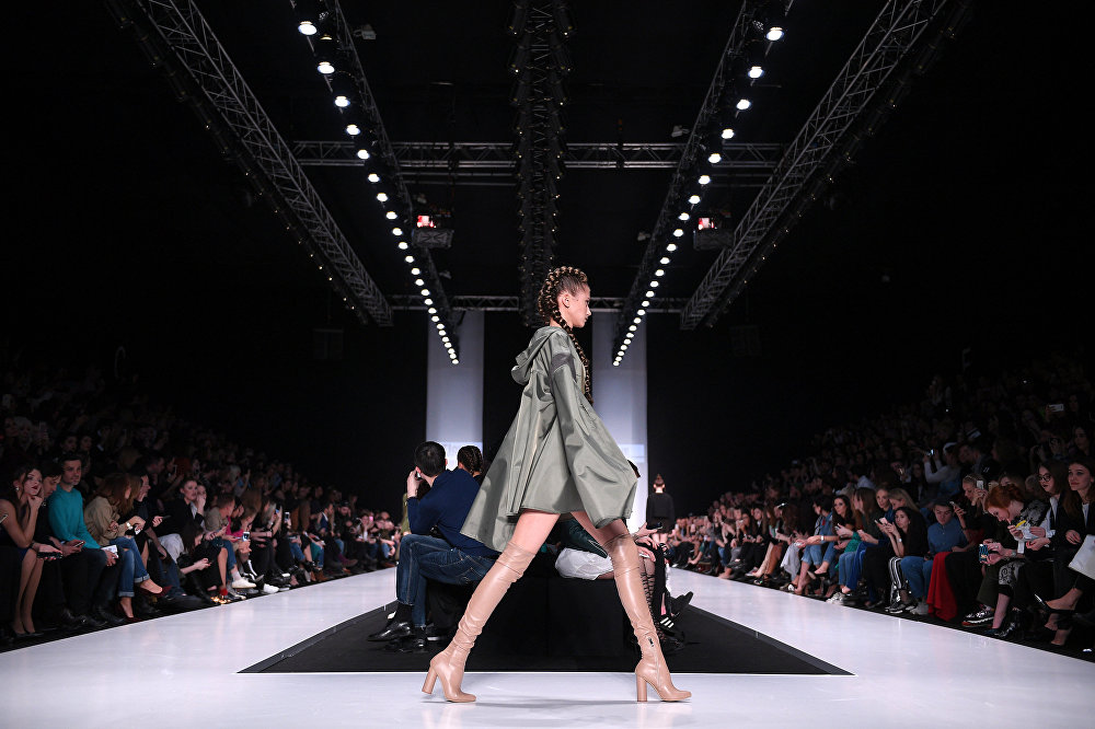 Mercedes-Benz Fashion Week Russia. Сезон осень-зима 2017-2018. День четвертый