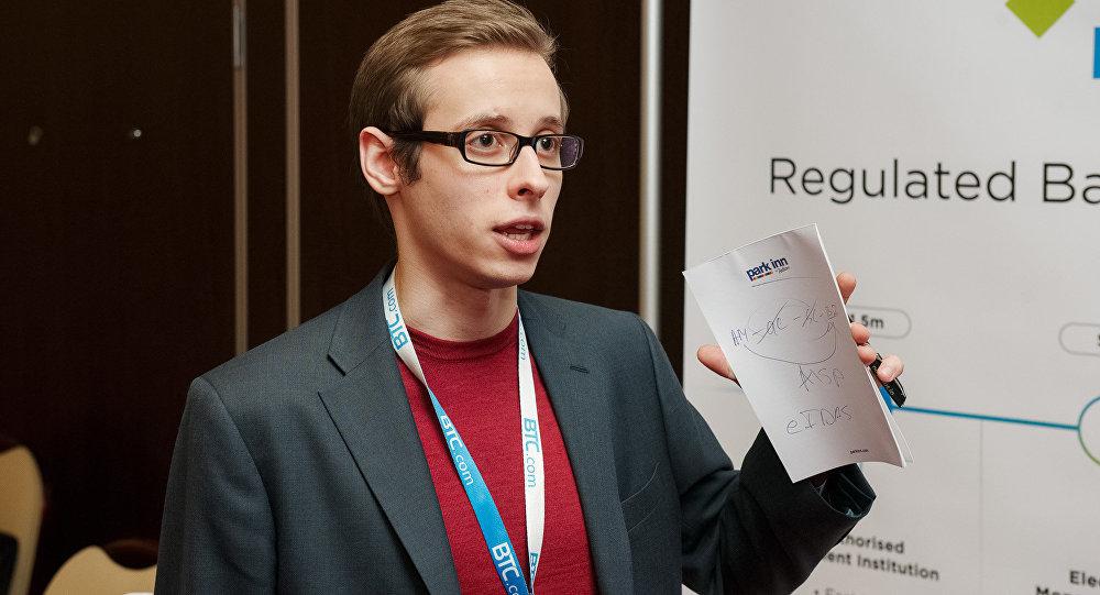 Cпециалист по работе с партнёрами HashCoins OÜ Эдгар Берс