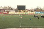 Готовность футбольных объектов в Подмосковье