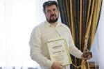 Корреспондент Sputnik Владимир Дорофеев