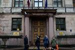 Здание Министерства финансов Латвии