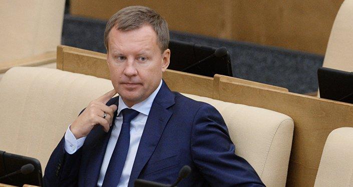 Bijušais Krievijas Valsts domes deputāts Deniss Voroņenkovs