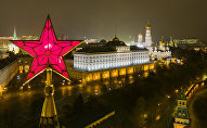 Московский Кремль, архивное фото