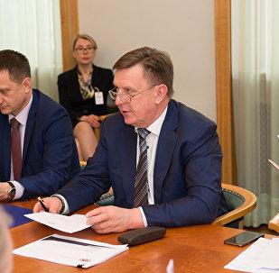 Заседание Правительства Латвии по налоговой реформе 22 марта, 2017