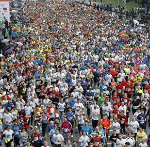 Рижский марафон 2016