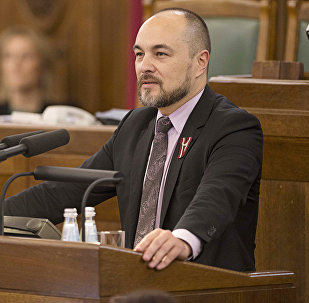 Депутат Имантс Парадниекс
