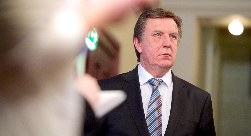 Māris Kučinskis. Foto no arhīva