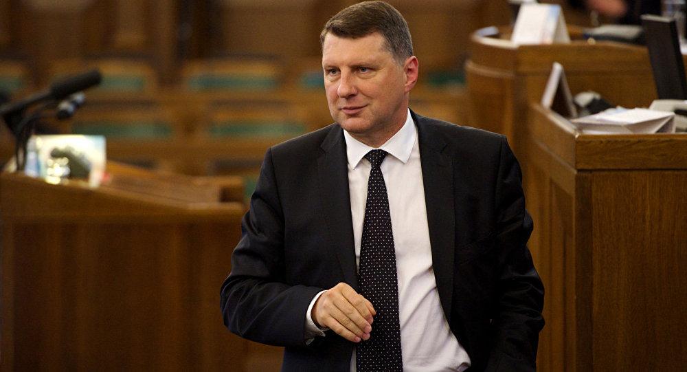 Prezidents Raimonds Vējonis. Foto no arhīva