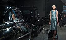 Открытие Riga Fashion Week: мода из Грузии и Эстонии