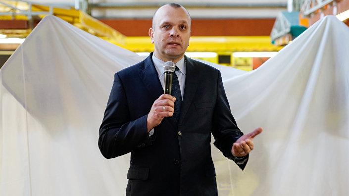 Петерис Бауска, начальник Управления борьбы с экономическими преступлениями Главного управления криминальной полиции Латвии