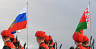 Российско-белорусские учения, архивное фото