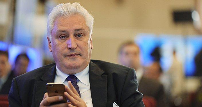 Главный редактор журнала Национальная оборона Игорь Коротченко