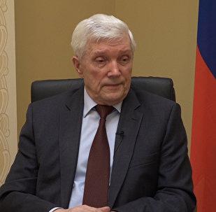 Krievijas vēstnieks Baltkrievijā konstatējis Krievijai naidīgus pasākumus Baltkrievijā