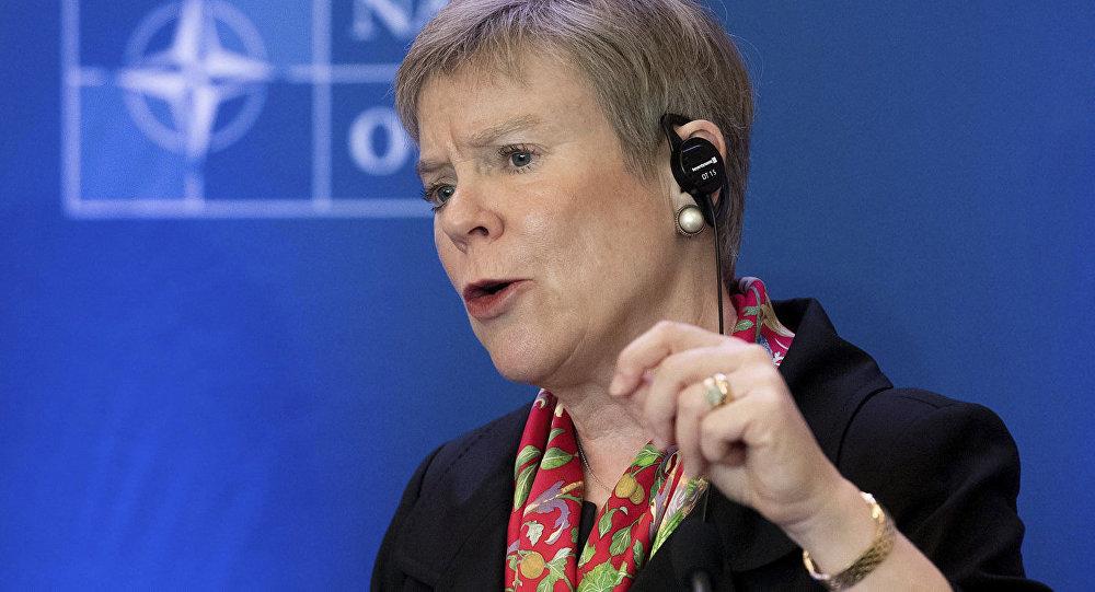 NATO ģenerālsekretāra vietniece Roza Gotemillere
