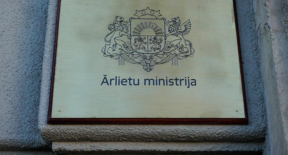 Латвия планирует выдворить одного либо нескольких русских дипломатов, которые занимаются разведкой
