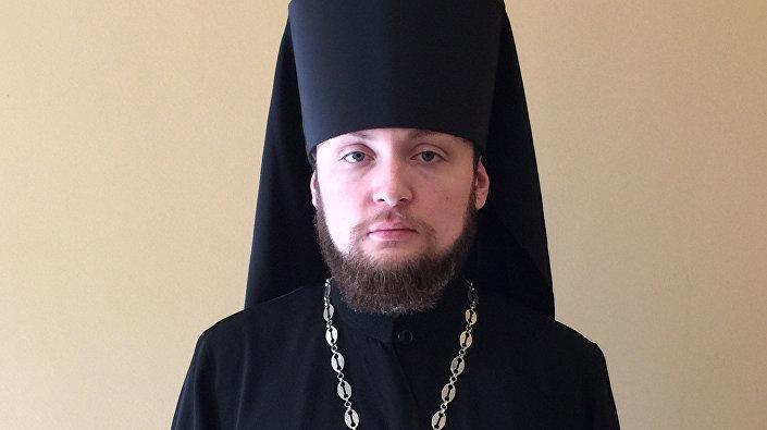 Отец Серафим (Амельченков)