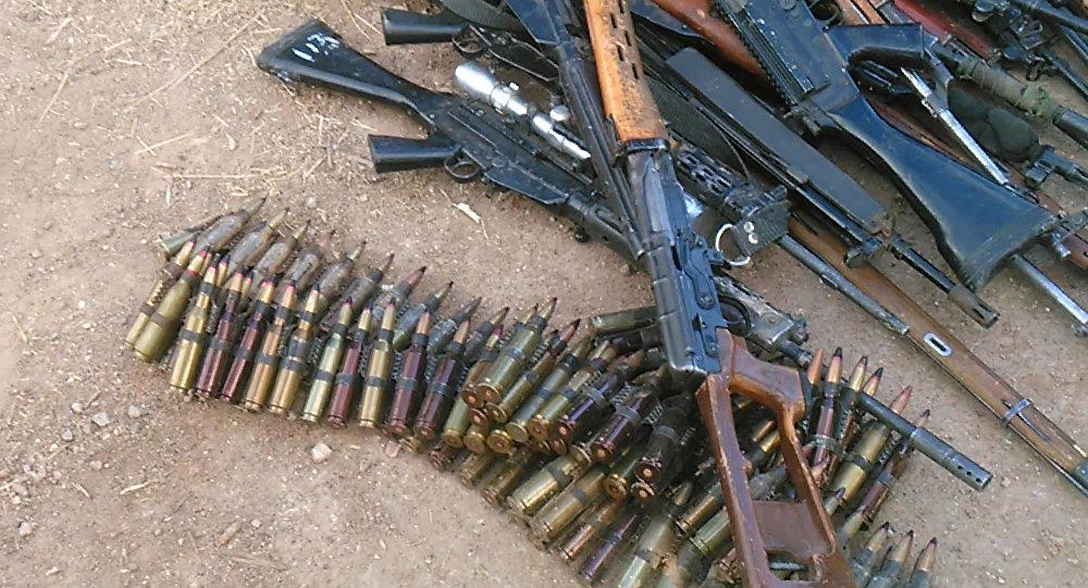 Ieroči un munīcija