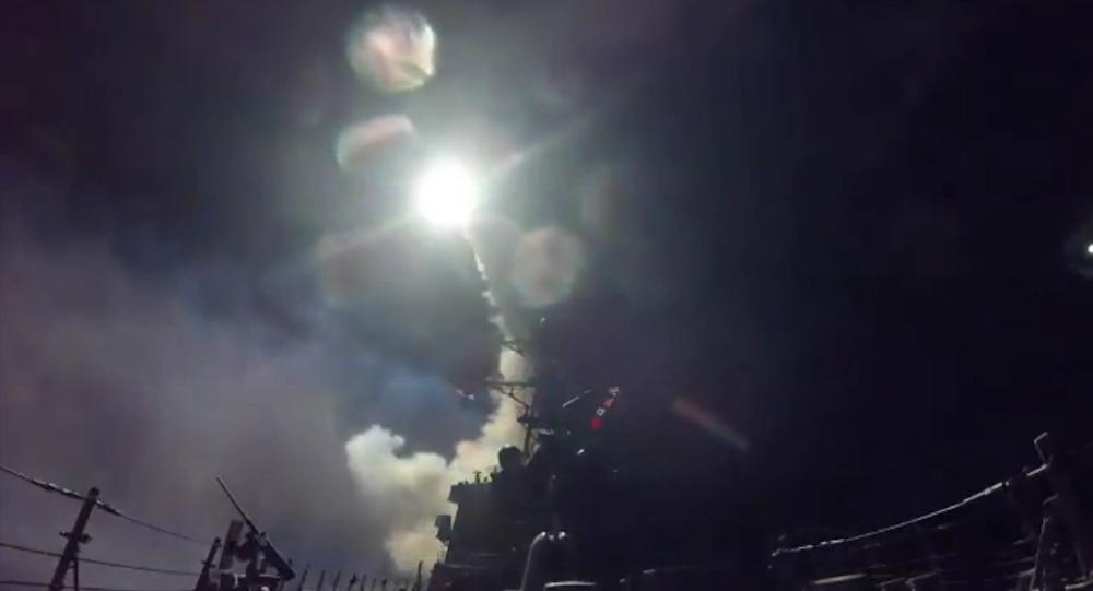 Aviācijas uzbrukumi Sīrijā. Foto no arhīva
