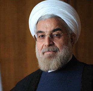 Irānas prezidents Hasans Rouhani