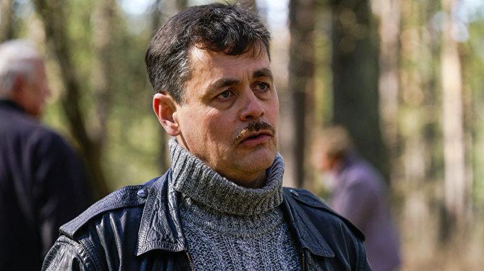 Историк Игорь Гусев