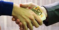 Коррупция. Иллюстративное фото