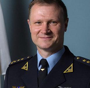 Lietuvas GKS komandieris Audronis Navickis