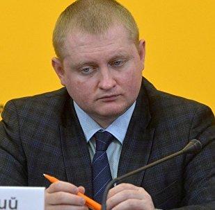 Политолог Александр Шпаковский