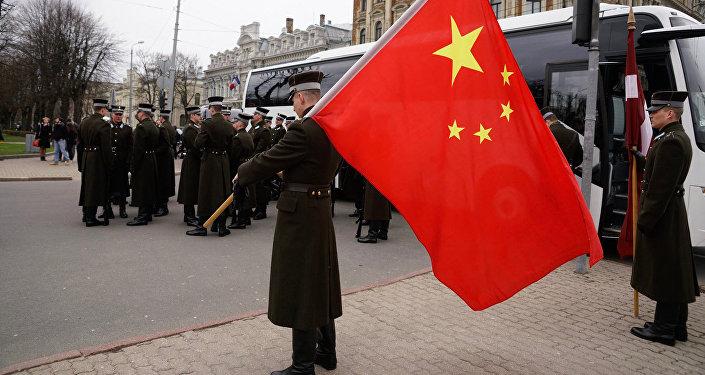 Визит главы парламента Китая Чжан Дэцзяна в Латвию