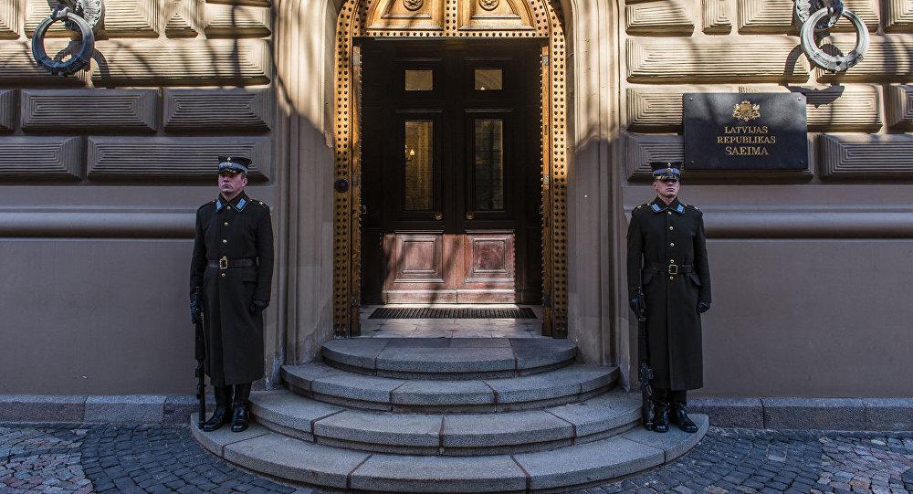 Latvijas Republikas Saeimas ēka