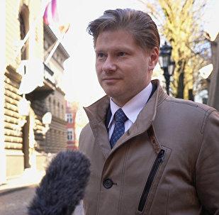 Saeimas deputāts Sergejs Potapkins