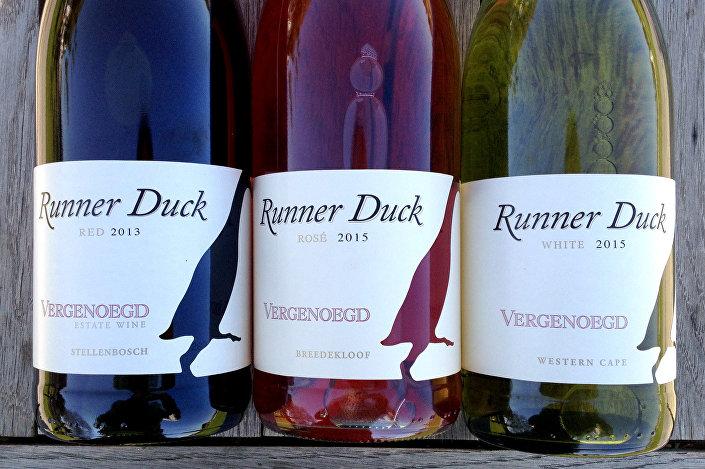 Вино Бегущая утка