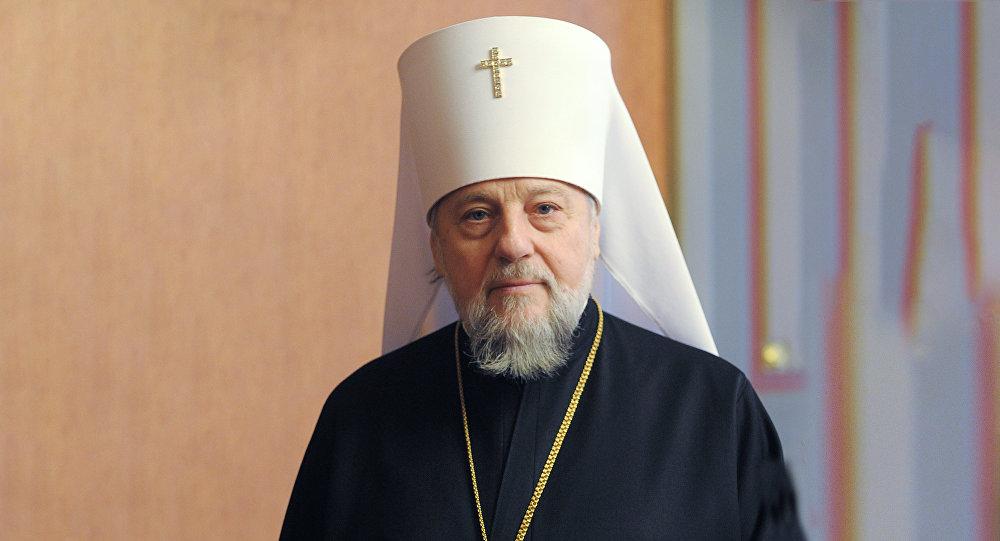 Митрополит Рижский и всея Латвии Александр