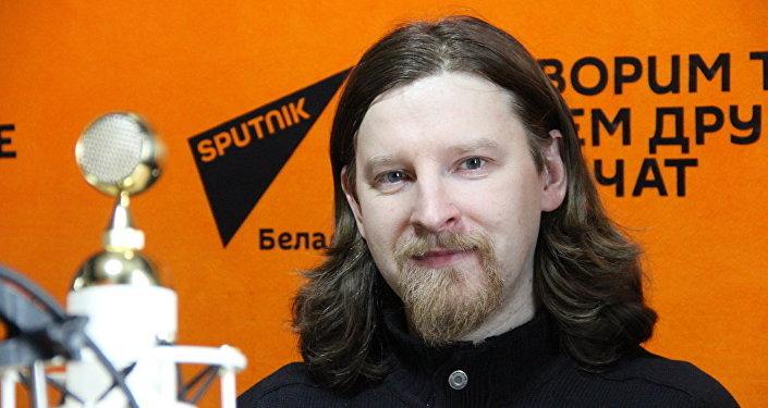 Политический эксперт Алексей Дзермант