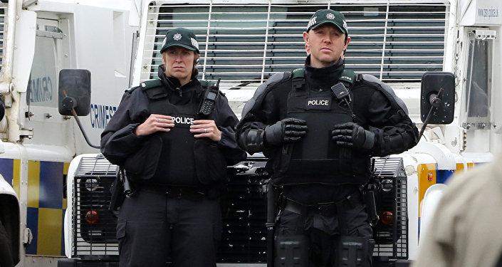 Полиция в Северной Ирландии