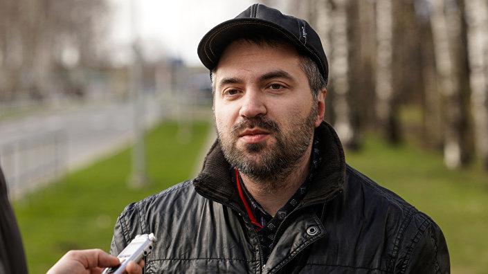 Краевед Александр Ржавин