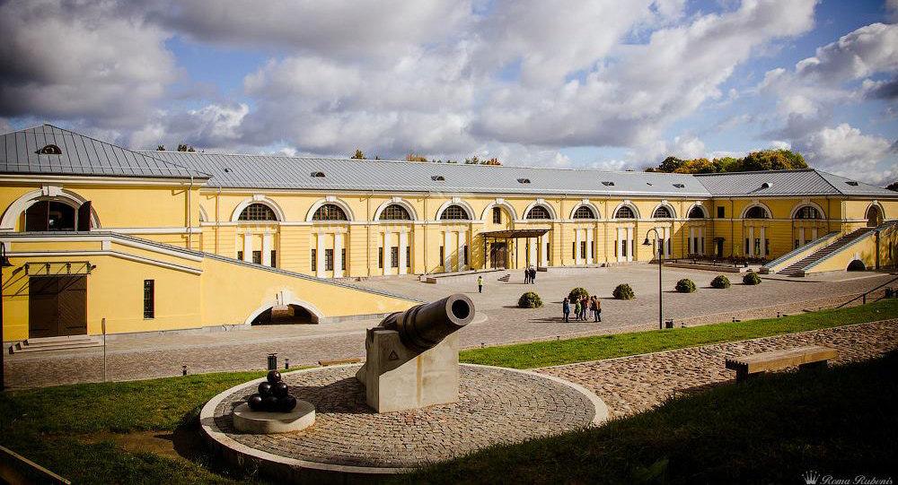 Арт-центр Марка Ротко в Даугавпилсе