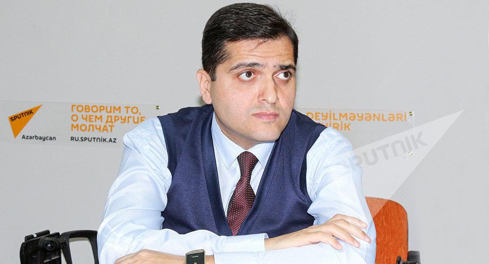 Политлог Эльхан Шахиноглу