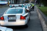 Полицейские Латвии