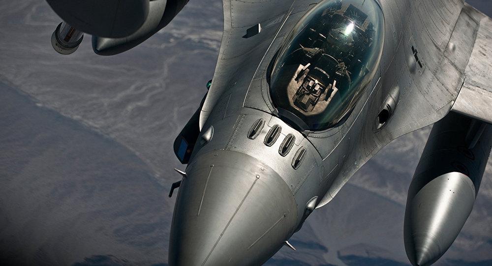 Самолет американских ВВС. Архивное фото
