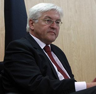 Vācijas prezidents Franks Valters Šteinmeiers