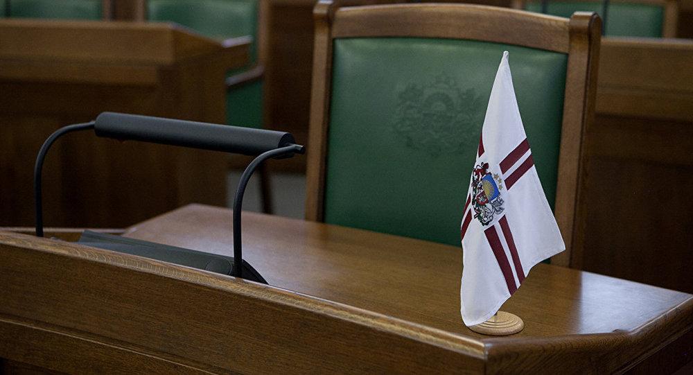 Saeima. Foto no arhīva