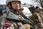 Военные Латвии