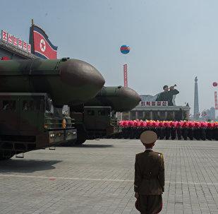 Пусковые установки межконтинентальных баллистических ракет Корейской народной армии