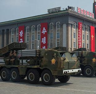 Ziemeļkorejas BS parāde
