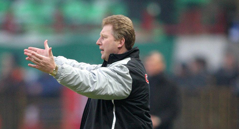 Старков в 3-й раз возглавил сборную Латвии