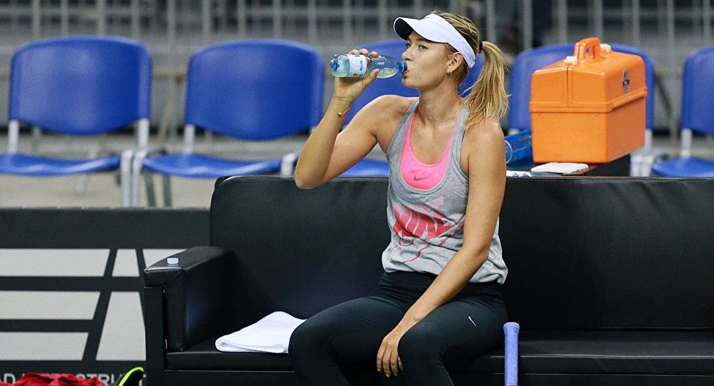 Шарапова вышла втретий круг Australian Open