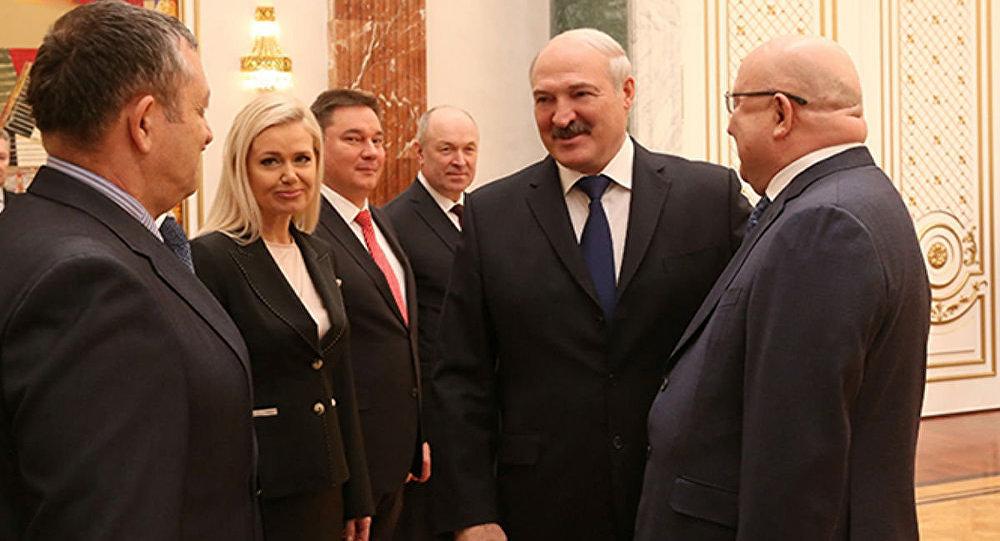 Переговоры с губернатором Нижегородской области России Валерием Шанцевым 20 апреля 2017